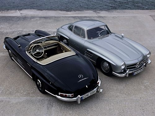 mercedes 300 sl - I would go either way.: Mercedesbenz, Sports Cars, Old Schools, Classic Cars, Vintage Cars, 300Sl, Old Cars, 300 Sl, Merc Benz