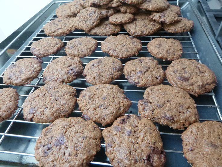BierBostel Chocolade koekjes