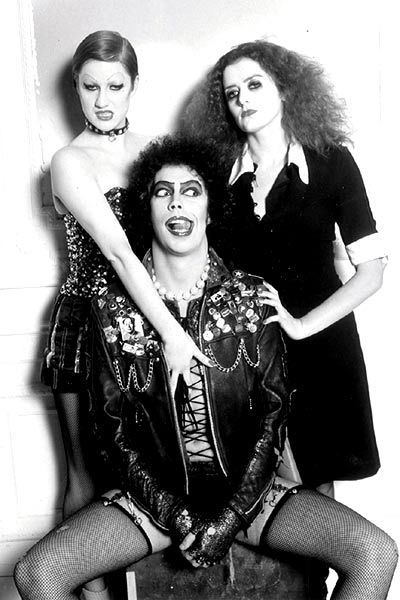 Rocky Horror Picture Show The strangest, most fantastic movie!! . . . And I'm 70yrs old and have never seen it . . .
