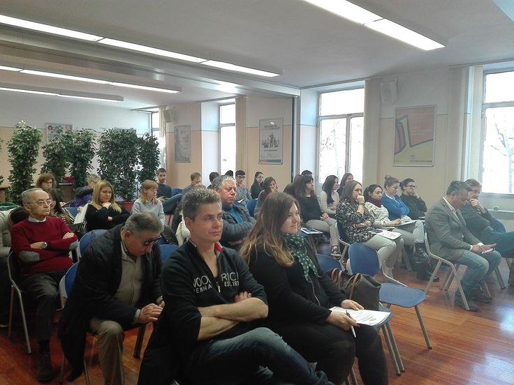 Formazione Interregionale @ctanazionale. Dirigenti, operatori, Volontari del #ServizioCivile ed #GiovaniUnder30 delle sedi CTA del Centro Italia.