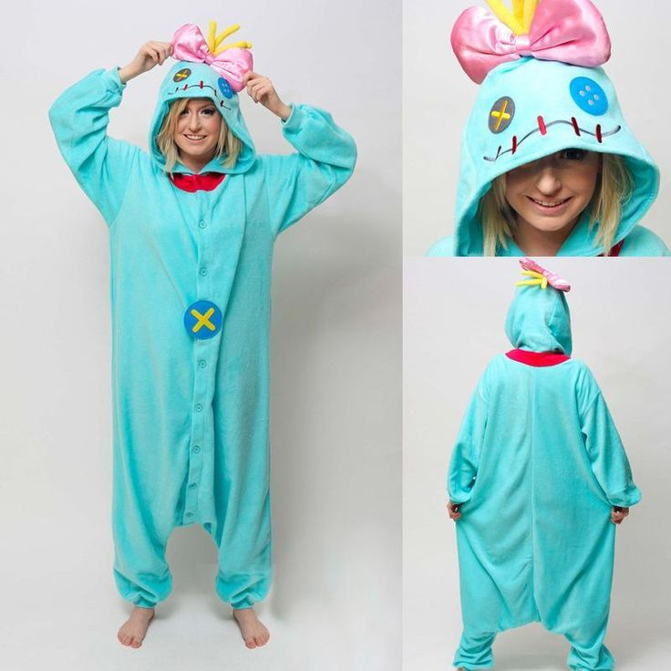 Animal Adult Pyjamas Cosplay Costume Scrump Terry Onesie Mens Womens Pajamas For Christmas Party