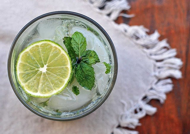Mexican Mojito | Drink Me | Pinterest