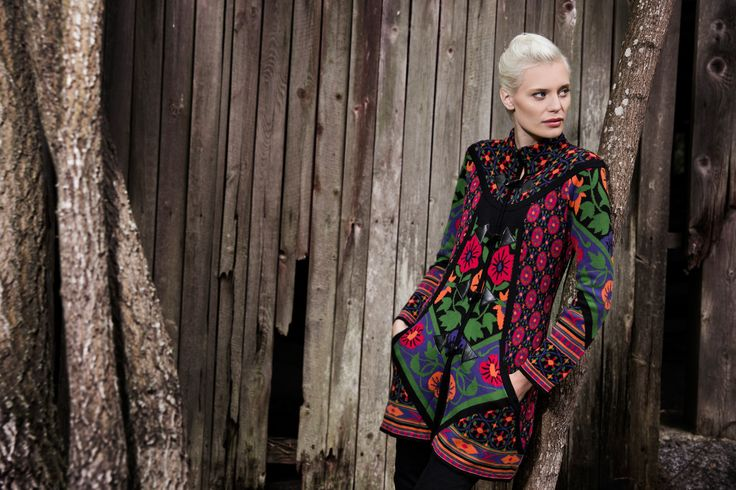 Kriss fashion. Multicolored cardigan. www.kriss.eu