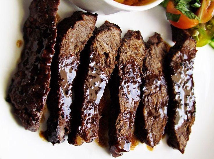 THE SAVVY SHOPPER: Top Round London Broil Steak