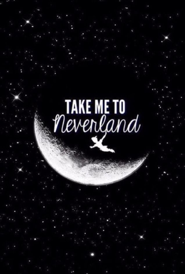 take me to neverland tumblr