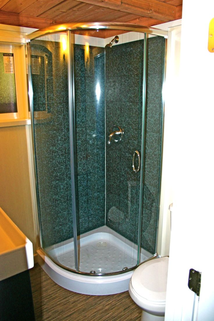 Space Saving Shower : Images about my tiny house bathroom on pinterest