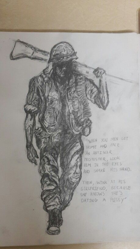 Vietnam sketch #WW #Sketch