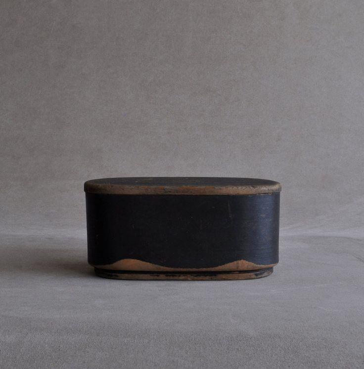 Японский лакированные бенто коробка для завтрака