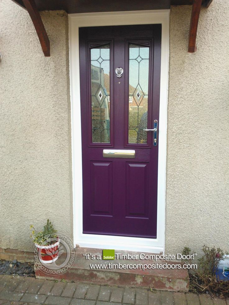 Nothing we believe really truly shows a door like real pictures brochures and websites are & 43 best Aubergine Composite Doors images on Pinterest | 12 months ... pezcame.com
