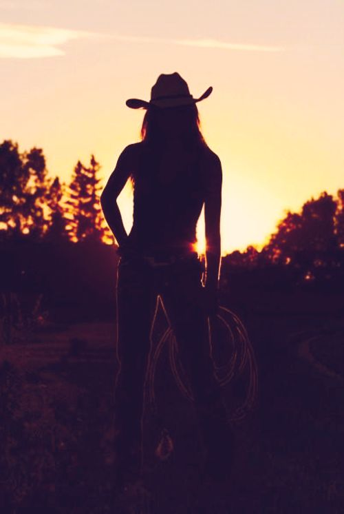 a country girl at heart