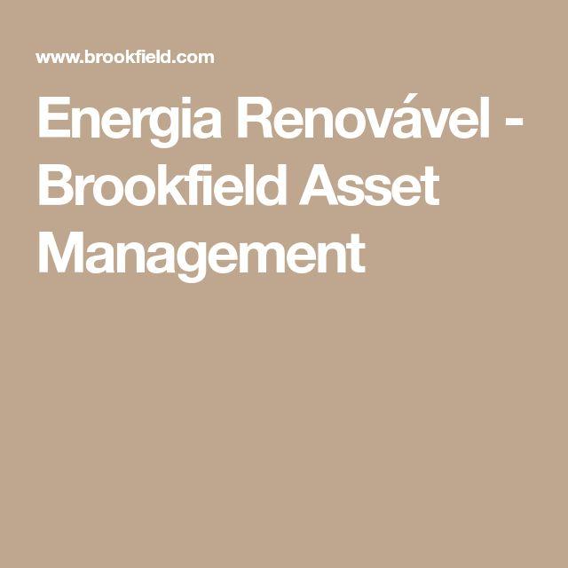 The  Best Brookfield Asset Management Ideas On