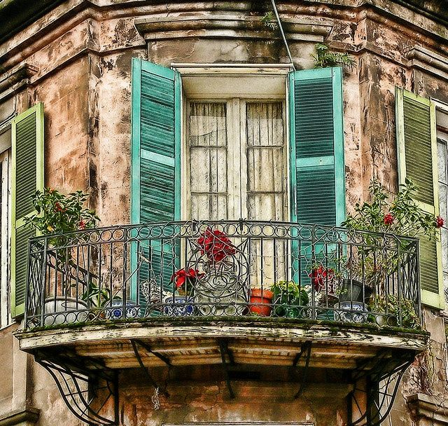 48 best french quarter new orleans architecture images on for Another word for balcony