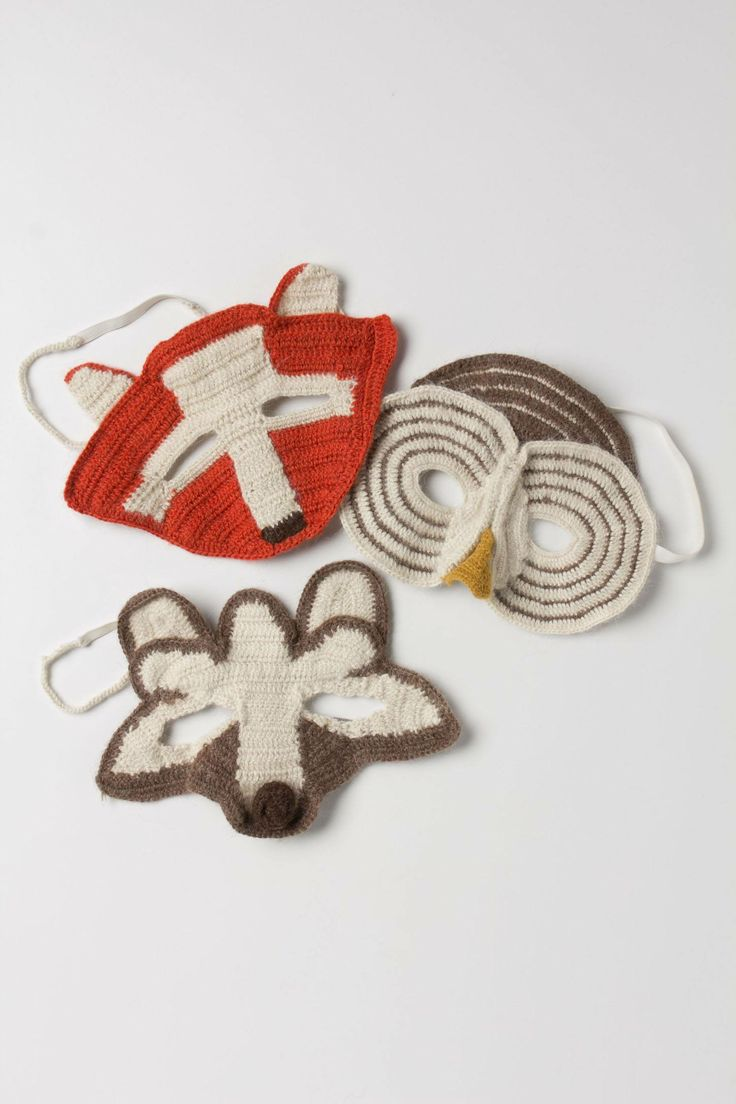 56 best Mascara crochet. images on Pinterest   Masks, Crochet mask ...