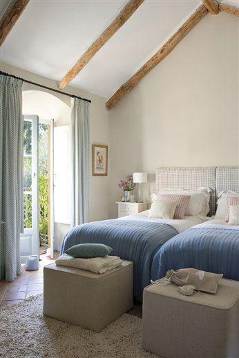 Blu, camera da letto stella per bambini