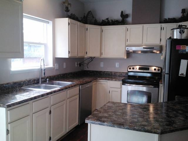 , Cabins Kitchens, Cabinets Paintings, Paintings Cabinets, Kitchens