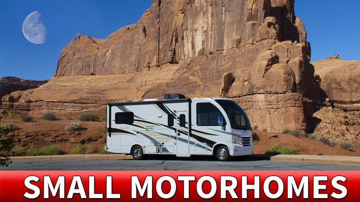 Small Motorhomes | RV Reviews: Thor Axis Small Class A Motorhomes (US & ...