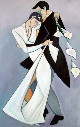 The Wedding Dance by Syra Larkin on ArtClick.ie