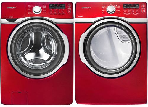 Red Samsung Washer Dryer Http Www