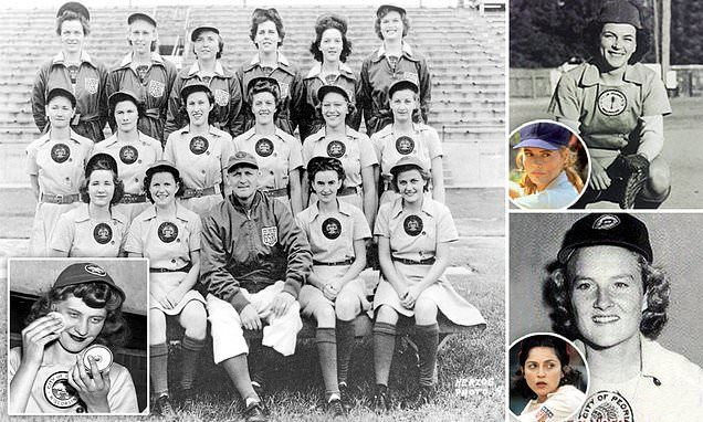 The Story Of How The Baseball Diamond Got Its Luster Back During Wwii Baseball League Major League Baseball Teams Baseball Girls
