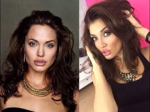 Angelina Jolie trucco tutorial - VideoTrucco