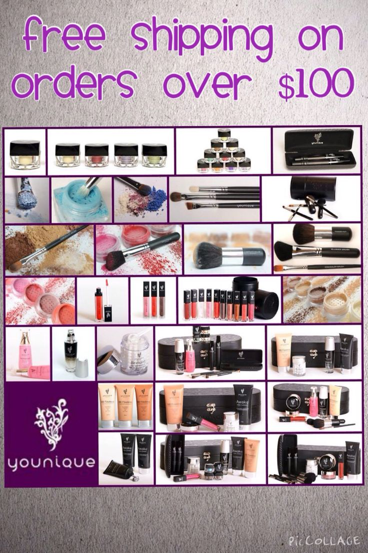 Younique free shipping  www.youniqueproducts.com/SummerDawnRN