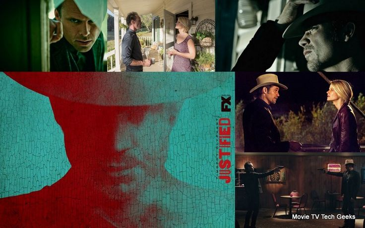 JUSTIFIED Season 6 Fate's Right Hand Recap: So long Dewey - http://movietvtechgeeks.com/justified-season-6-fates-right-hand-recap-so-long-dewey/-The open for the first episode of the final season of 'Justified' shows us Winona with Raylan's daughter living a normal life away from Givens.