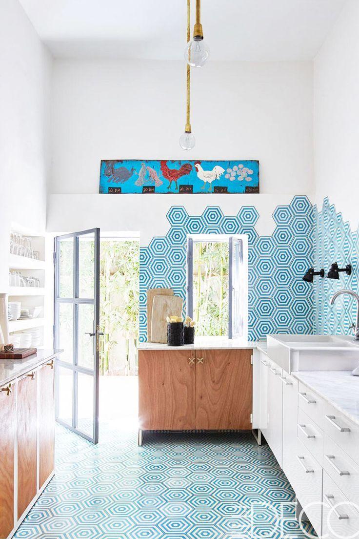 Küchenschränke mit hohen decken  besten my kitchen bilder auf pinterest  haus wohnen und rustikal