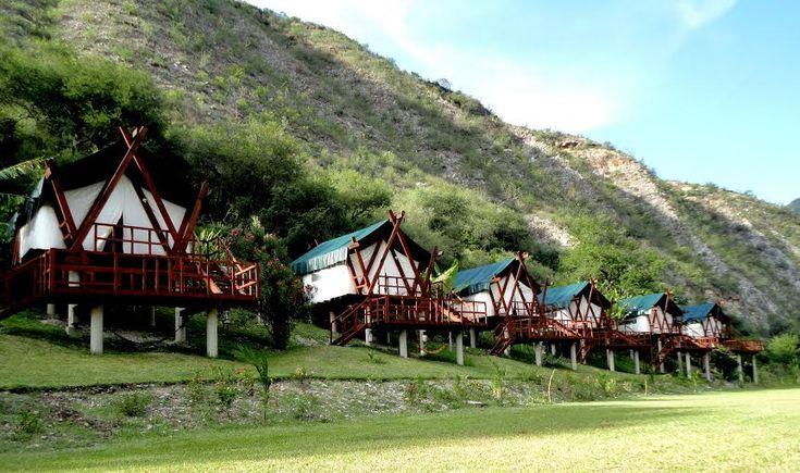 A tan sólo 2 y media horas de Querétaro, en plena sierra gorda, se encuentra uno de mis campamentos favoritos: El Jabalí.