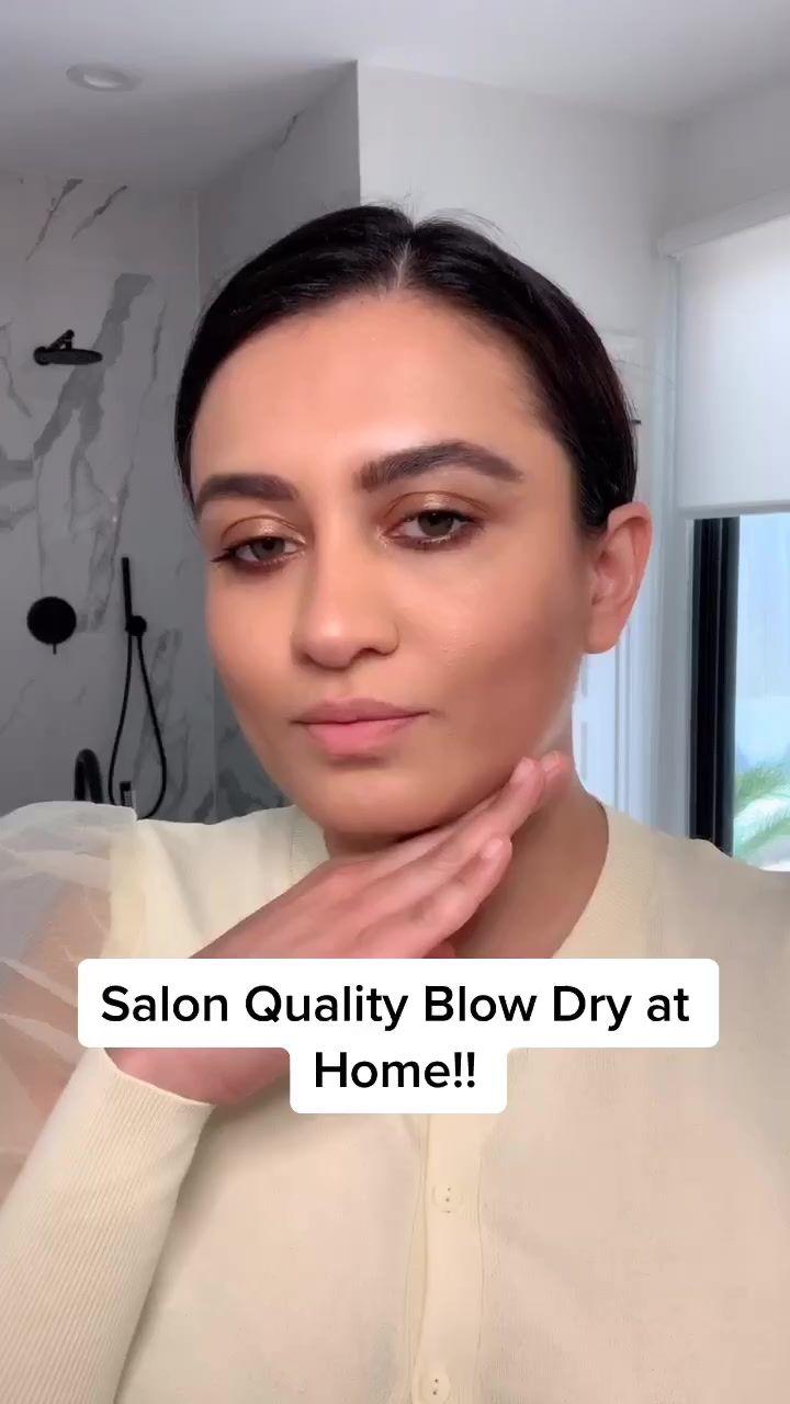 Blowdry At Home Blow Dry Tiktok Beauty Tiktok Funny Viral Tiktoks Fashion Tiktoks Shopping Haul Designer Haul Tiktok Video Tiktok Fashion Influencer Ti