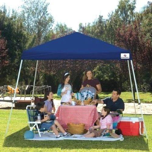 Instant Canopy Tent 12x12 Outdoor Pop Up Gazebo Patio Beach Picnic Sun Shade   #Sportcraft
