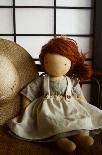 ウォルドルフ人形 : FU-KOなまいにち