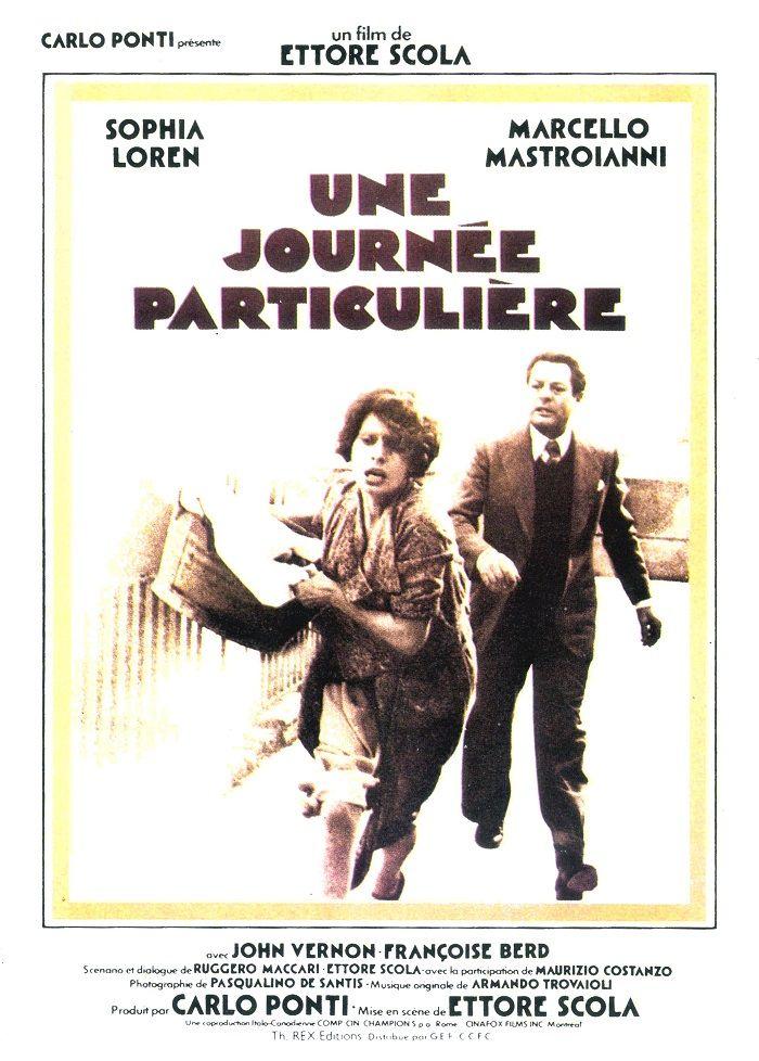 1978 Meilleur Film Ettore SCOLA 1978 Meilleur Acteur Marcello MASTROIANNI 1978 Meilleure Actrice Sophia LOREN