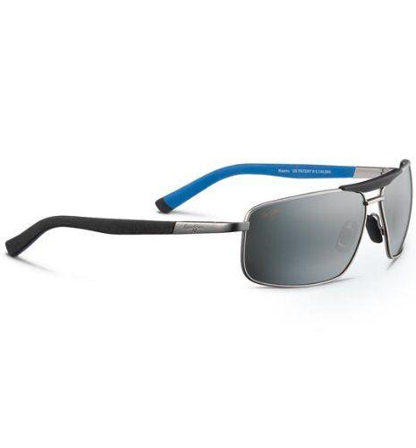 Maui Jim Keanu Polarized Glass Sunglasses  AwesomeFishingClothing.com