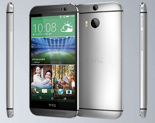 The Desire Eye smartphone was announced by HTC earlier this week with a 13MP camera on its front and back.
