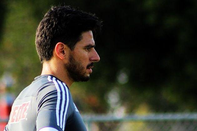 ESTE TORNEO SERÁ EL BUENO: RAFAEL MÁRQUEZ LUGO    El delantero de Chivas, Rafael Márquez Lugo espera que éste sea su torneo. El jugador del Guadalajara confía en que podrán regresar a los planos importantes.