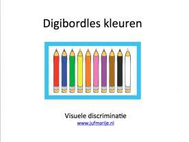 Kleuren digibordles juf Marije (kleuters en digibord) :: marijeandringa.yurls.net