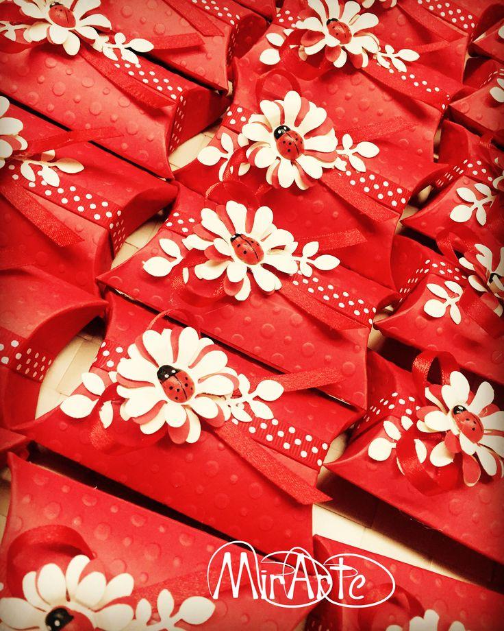Bomboniere Laurea Pillow Box