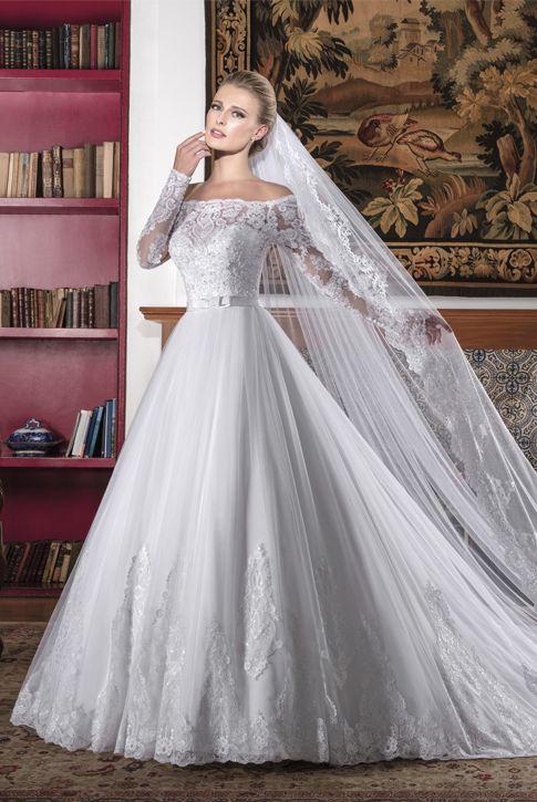 Vestido de Noiva Bromélia 21