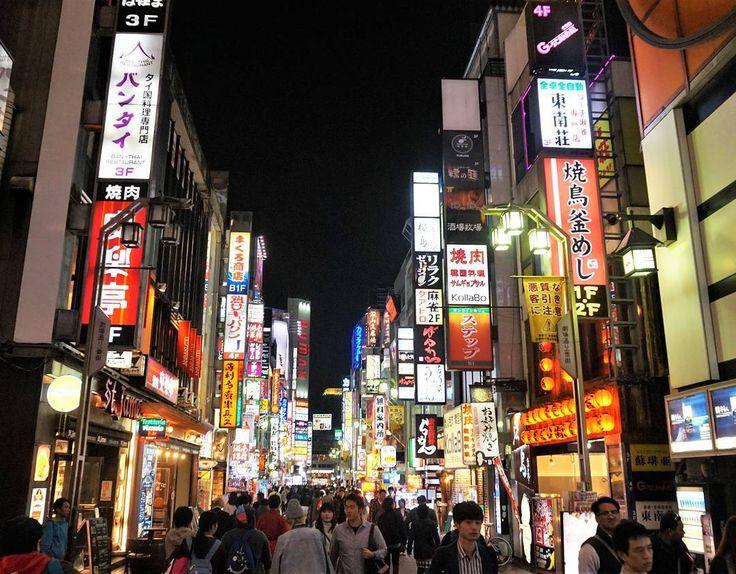 Sleepless nights in Kabukicho.    #新宿区 #shinjuku #kabukicho #tokyo #japan #home❤️ #nightfall #nighttime #nightlife #instaplace #instamoment #ただいま #歌舞伎町 #東京 #日本 #sleeplessnights #sleepingbeauty #sleeplesscitylights #sleeplesscity #redlightdistrict #nighshot #citylights #citystreets #soulcity #streetsoftokyo #travelstagram #travelblogger #travel #travellife #traveller