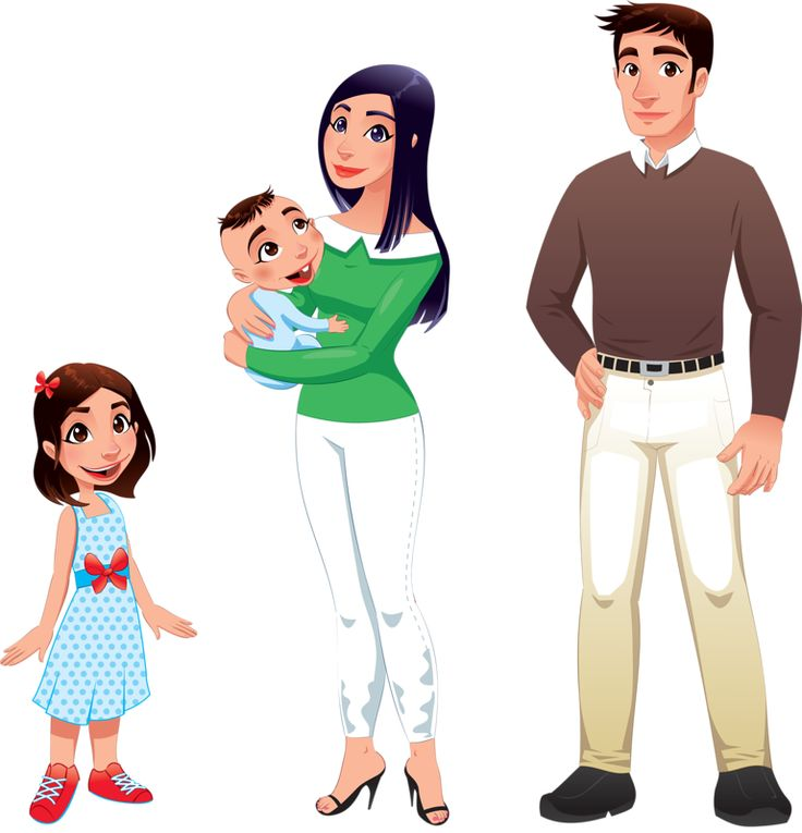 37 best CLIPART - FAMILY images on Pinterest | Families ...