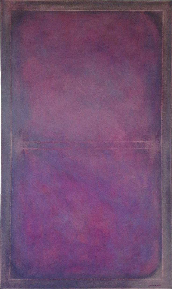 "Simply Formal #10, 2016, oil on canvas, 60"" x 36"" (152.4 x 91.4 cm)"