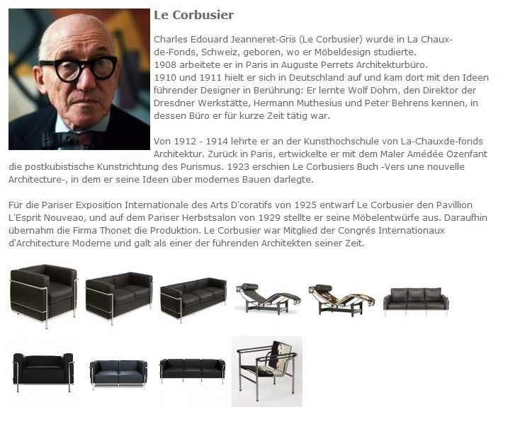 Möbeldesigner Deutschland 12 best bauhaus designer le corbusier images on le
