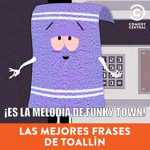 toallin funky