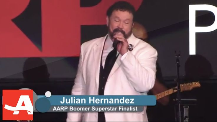 Produced for AARP's Boomer Superstar contest, featuring the two winners, Julian Hernandez and Ká Wright