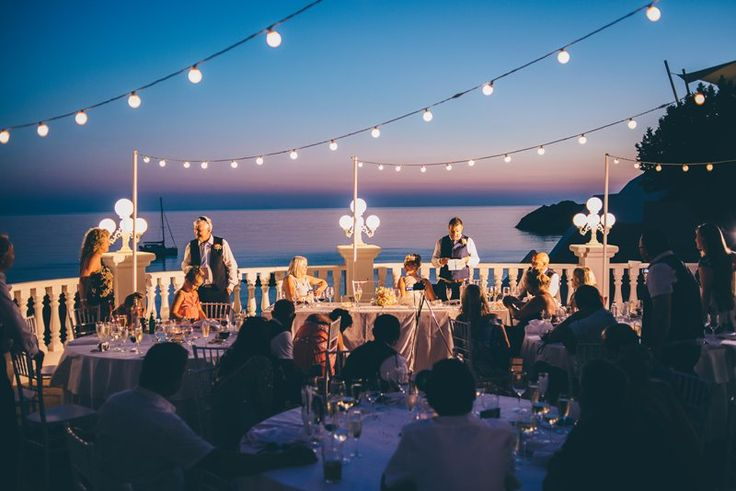 Jacqui and Robert's stunning Sea View Terrace wedding in Ibiza by The Bridal Consultant