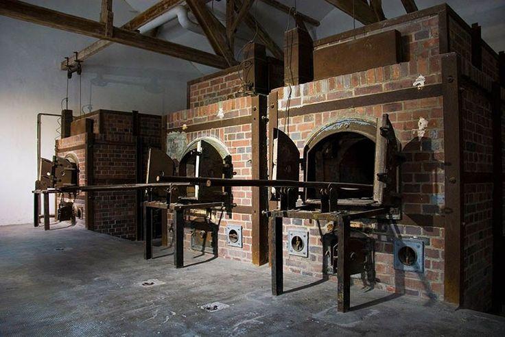 Holocaust: Concentration Camps - Dachau and Sachsenhausen #history #holocaust