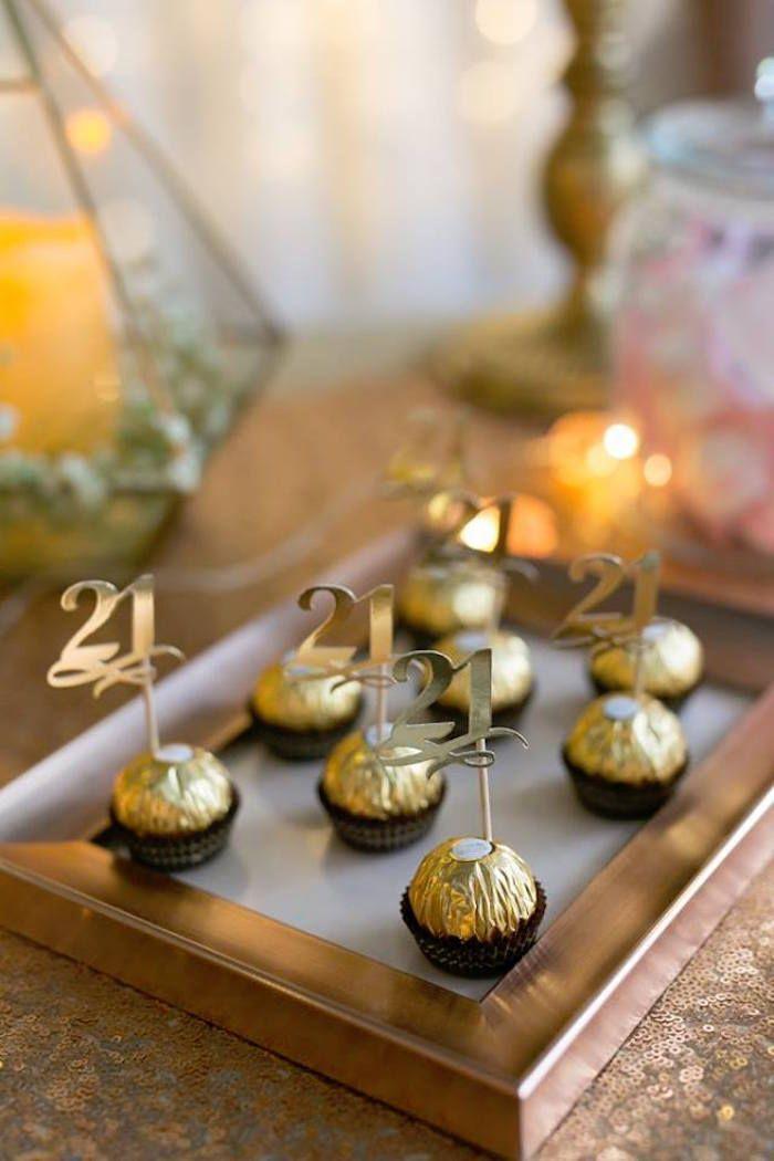 Elegant 21st Birthday Party Elegant Birthday Party Classy