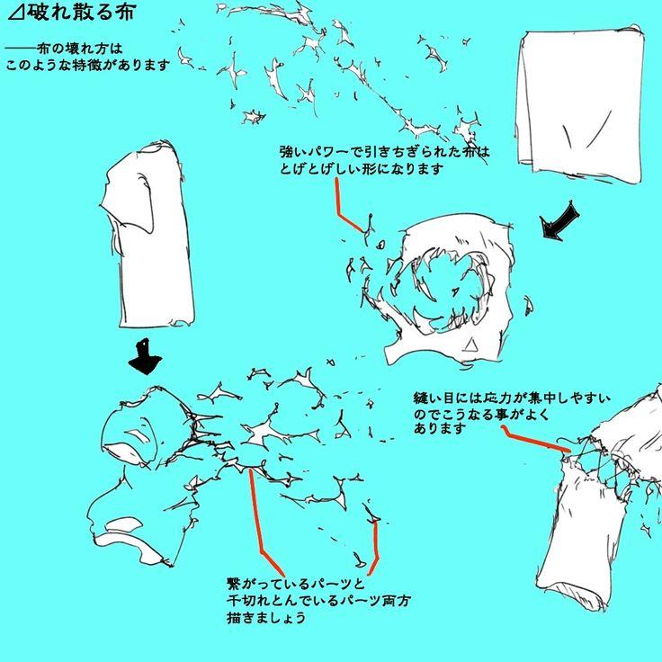 理屈に基づいた爆発の描き方4 [4]
