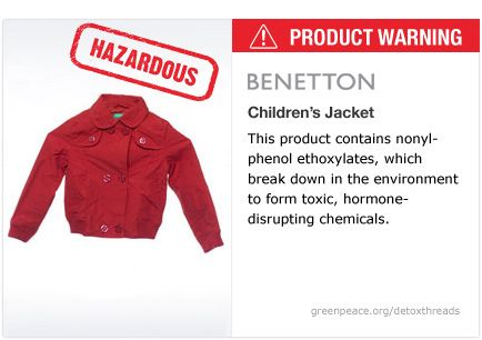 Benetton jacket   #Detox #Fashion