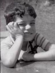 Ralph Lauren, born Ralph Lifshitz. 1945